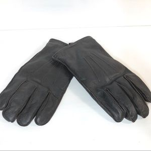 Polo Ralph Lauren Large Brown Leather Gloves